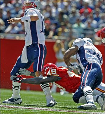 Brady Hit