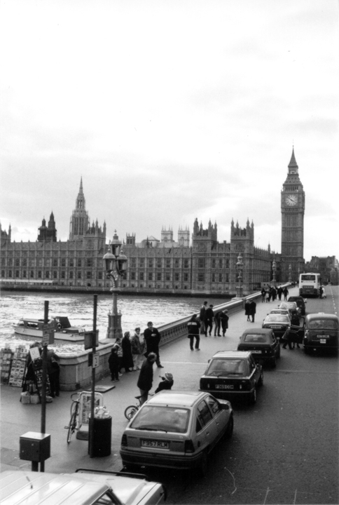 001 Westminster Bridge London 1999