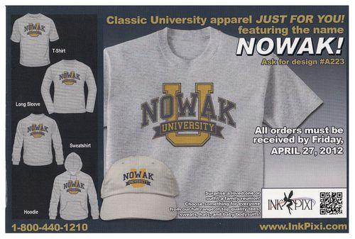 Nowak University