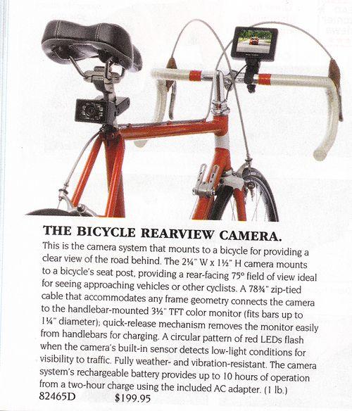 Bike CameraSM