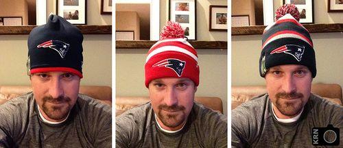 Patriots Hats