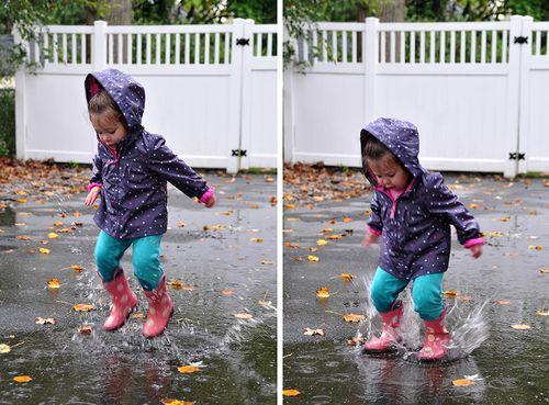 Julia Puddle Jump